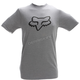 Heather Graphite Legacy Fox Head T-Shirt