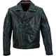 Black Spontaneous Human Combustion Jacket