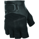 Black High Flow Shorty Gloves