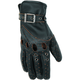 Women's Black Vintage Venom Gloves