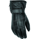 Women's Black  Faithful Gloves