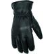 Black Regulator Gloves
