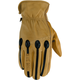 Tan Retro Gloves