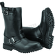 Black Thug Boots