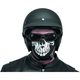 Skull Neoprene Half-Face Mask - BB9804