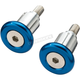 Blue Bar Ends - 0634-0472