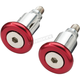 Red Bar Ends - 0634-0474