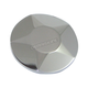 Chrome Star Gas Cap - 80032