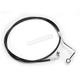 Black XR Stainless Extreme Response ABS Upper Brake Line Kit - SBC1403-64