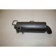 Black Performance Slip-On Muffler - AT 8511P