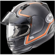 Orange Frost Defiant Pro-Cruise Trophy Helmet