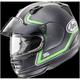 Green Frost Defiant Pro-Cruise Trophy Helmet
