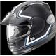 Blue Frost Defiant Pro-Cruise Trophy Helmet