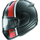 Black/Orange Vector 2 Twist Helmet