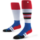 Red Ralley MX Socks