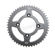 Induction Hardened Black Zinc Finished Rear Sprocket - JTR1204.50ZB