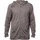 Gray Kross Long Sleeve Shirt