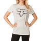 Women's Cool Gray Cerain Crew T-Shirt