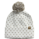 Women's White Snow Bunny Beanie - 19614-008-OS
