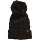 Women's Black Valence Beanie - 20574-001-OS