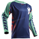 Navy/Teal/Orange Fuse Rampant Jersey