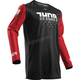 Red/Black Prime Fit Rohl Jersey