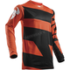 Red Orange/Black Pulse Level Jersey