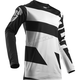 White/Black Pulse Level Jersey