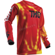 Red Pulse Air Radiate Jersey
