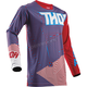 Youth Red/Blue Geotec Jersey