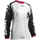 Women's Black/Pink Sector Zones Jersey
