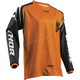 Youth Orange Sector Zones Jersey
