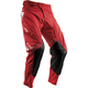 Red/Black Prime Fit Rohl Pants