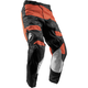 Red/Orange/Black Pulse Level Pants