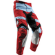 Powder Blue/Red Pulse Level Pants
