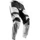 White/Black Pulse Level Pants
