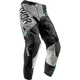 Black/Teal Pulse Geotec Pants