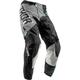 Black/Teal Pulse Geotec Pants
