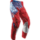 Red/Blue Pulse Geotec Pants