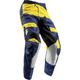 Youth Navy/Yellow Pulse Level Pants