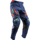 Navy/Teal/Orange Fuse Rampant Pants