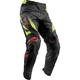 Black/Red/Lime Fuse Rampant Pants