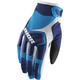 Navy/Blue/White Spectrum Gloves