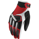 Red/Black/White Spectrum Gloves