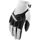 White/Black Spectrum Gloves