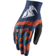 Red Orange/Teal Void Rampant Glove