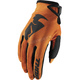 Orange Sector Gloves