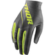 Women's Gray/Lime Void Dashe Gloves