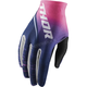 Women's Navy/Pink Void Dashe Gloves