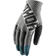 Youth Black/Teal Void Geotech Gloves